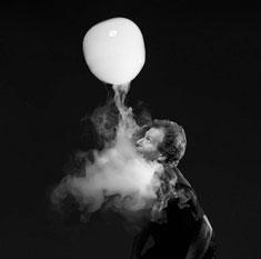 Amazing Bubble Man
